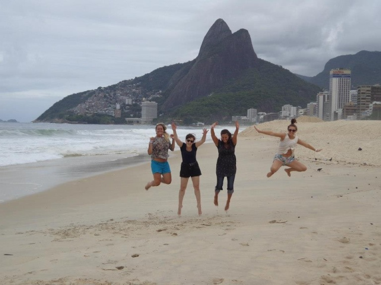 Vacations in Rio - Fun with Friends
