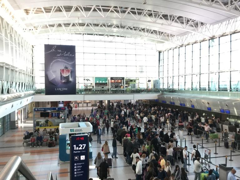 Ezeiza Airport